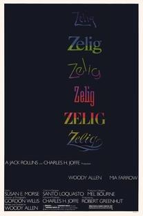 Zelig - Poster / Capa / Cartaz - Oficial 1