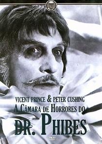 A Vingança do Dr. Phibes - Poster / Capa / Cartaz - Oficial 2