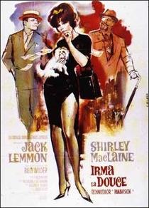 Irma La Douce - Poster / Capa / Cartaz - Oficial 3