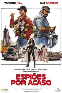Espiões por Acaso - Poster / Capa / Cartaz - Oficial 1