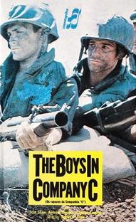 Os Rapazes da Companhia C - Poster / Capa / Cartaz - Oficial 2
