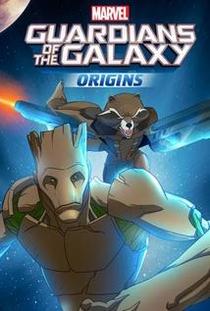 Guardiões da Galáxia Origens - Poster / Capa / Cartaz - Oficial 1
