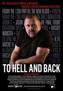 To Hell and Back: The Kane Hodder Story - Poster / Capa / Cartaz - Oficial 2