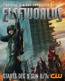 Elseworlds - Poster / Capa / Cartaz - Oficial 3