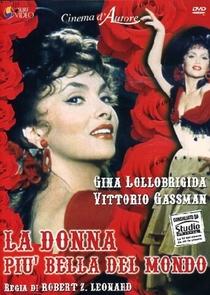 A Mulher mais Linda do Mundo - Poster / Capa / Cartaz - Oficial 2