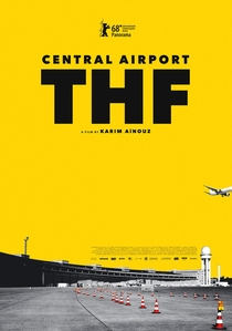 THF: Aeroporto Central - Poster / Capa / Cartaz - Oficial 1
