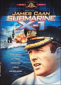 Submarino X-1 - Poster / Capa / Cartaz - Oficial 3