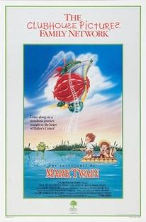 As Aventuras de Mark Twain - Poster / Capa / Cartaz - Oficial 1