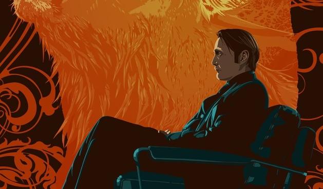 Hannibal: série ganha tributo dos artistas do Poster Posse