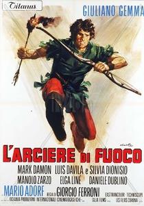 O Arqueiro de Fogo - Poster / Capa / Cartaz - Oficial 1
