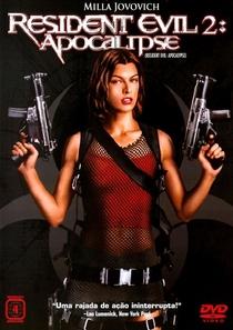 Resident Evil 2: Apocalipse - Poster / Capa / Cartaz - Oficial 5