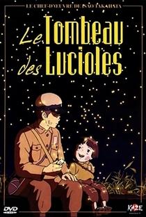 Túmulo dos Vagalumes - Poster / Capa / Cartaz - Oficial 37