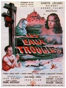 Les eaux troubles - Poster / Capa / Cartaz - Oficial 1