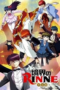 Kyoukai no Rinne (1ª Temporada) - Poster / Capa / Cartaz - Oficial 2