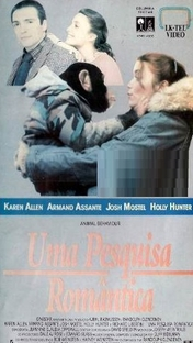 Uma Pesquisa Romântica - Poster / Capa / Cartaz - Oficial 2
