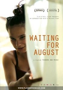 Esperando Agosto - Poster / Capa / Cartaz - Oficial 1