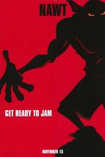 Space Jam - O Jogo do Século - Poster / Capa / Cartaz - Oficial 11