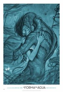 A Forma da Água - Poster / Capa / Cartaz - Oficial 3