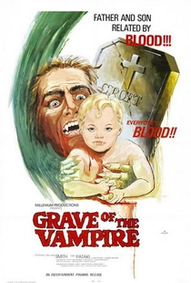 Túmulo do Vampiro - Poster / Capa / Cartaz - Oficial 1