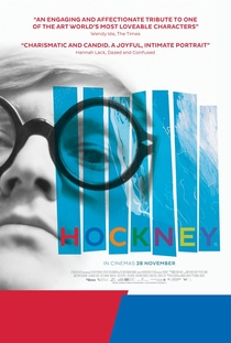 Hockney - Poster / Capa / Cartaz - Oficial 2