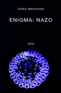 Enigma: Nazo - Poster / Capa / Cartaz - Oficial 1
