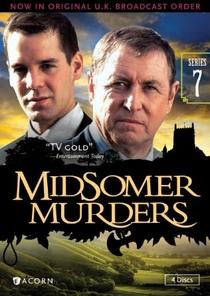 Midsomer Murders (7ª Temporada) - Poster / Capa / Cartaz - Oficial 1