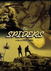 As Aranhas - Parte 2 - Poster / Capa / Cartaz - Oficial 1