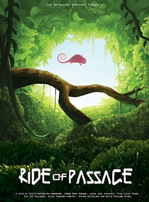 Ride Of Passage - Poster / Capa / Cartaz - Oficial 1