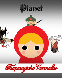 Chapeuzinho Vermelho - Poster / Capa / Cartaz - Oficial 1