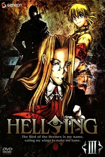 Hellsing Ultimate - Poster / Capa / Cartaz - Oficial 8