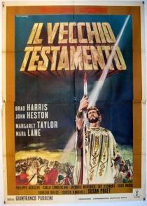 O Velho Testamento - Poster / Capa / Cartaz - Oficial 1