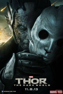 Thor: O Mundo Sombrio - Poster / Capa / Cartaz - Oficial 11