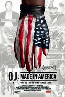 O.J.: Made in America - Poster / Capa / Cartaz - Oficial 2