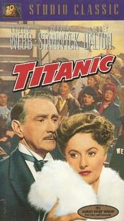 Náufragos do Titanic - Poster / Capa / Cartaz - Oficial 2
