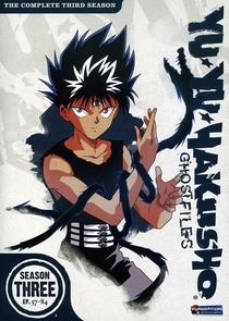 Yu Yu Hakusho (3ª Temporada – Portão do Inferno — Saga do Capítulo Negro) - Poster / Capa / Cartaz - Oficial 1
