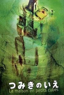 A Casa de Pequenos Cubinhos - Poster / Capa / Cartaz - Oficial 4