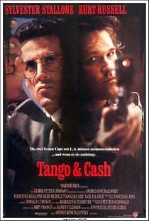 Tango e Cash - Os Vingadores - Poster / Capa / Cartaz - Oficial 1