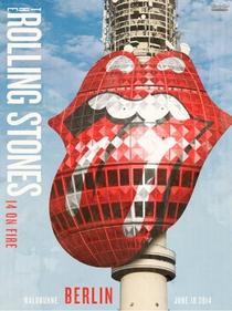 Rolling Stones - Berlin 2014 - Poster / Capa / Cartaz - Oficial 1