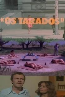 Os Tarados - Poster / Capa / Cartaz - Oficial 1