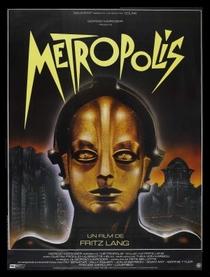 Metrópolis - Poster / Capa / Cartaz - Oficial 6