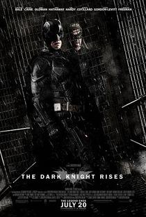 Batman: O Cavaleiro das Trevas Ressurge - Poster / Capa / Cartaz - Oficial 17