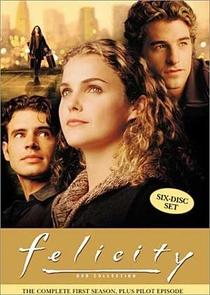 Felicity (1ª Temporada) - Poster / Capa / Cartaz - Oficial 2