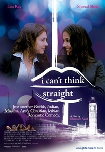 I Can't Think Straight - Poster / Capa / Cartaz - Oficial 1