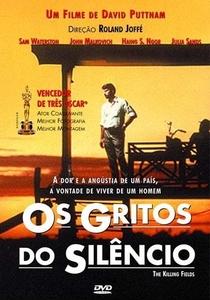 Os Gritos do Silêncio - Poster / Capa / Cartaz - Oficial 6