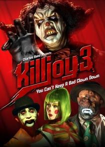 Killjoy 3 - Poster / Capa / Cartaz - Oficial 1