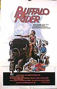 Buffalo Rider - Poster / Capa / Cartaz - Oficial 1