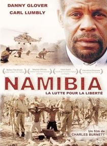 Namíbia: A Luta Pela Libertação - Poster / Capa / Cartaz - Oficial 2
