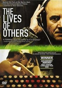 A Vida dos Outros - Poster / Capa / Cartaz - Oficial 9