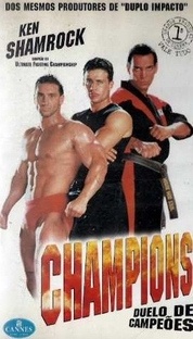 Champions - Duelo de Campeões - Poster / Capa / Cartaz - Oficial 1