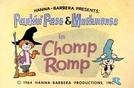 Bacamarte & Chumbinho (Punkin' Puss & Mushmouse)